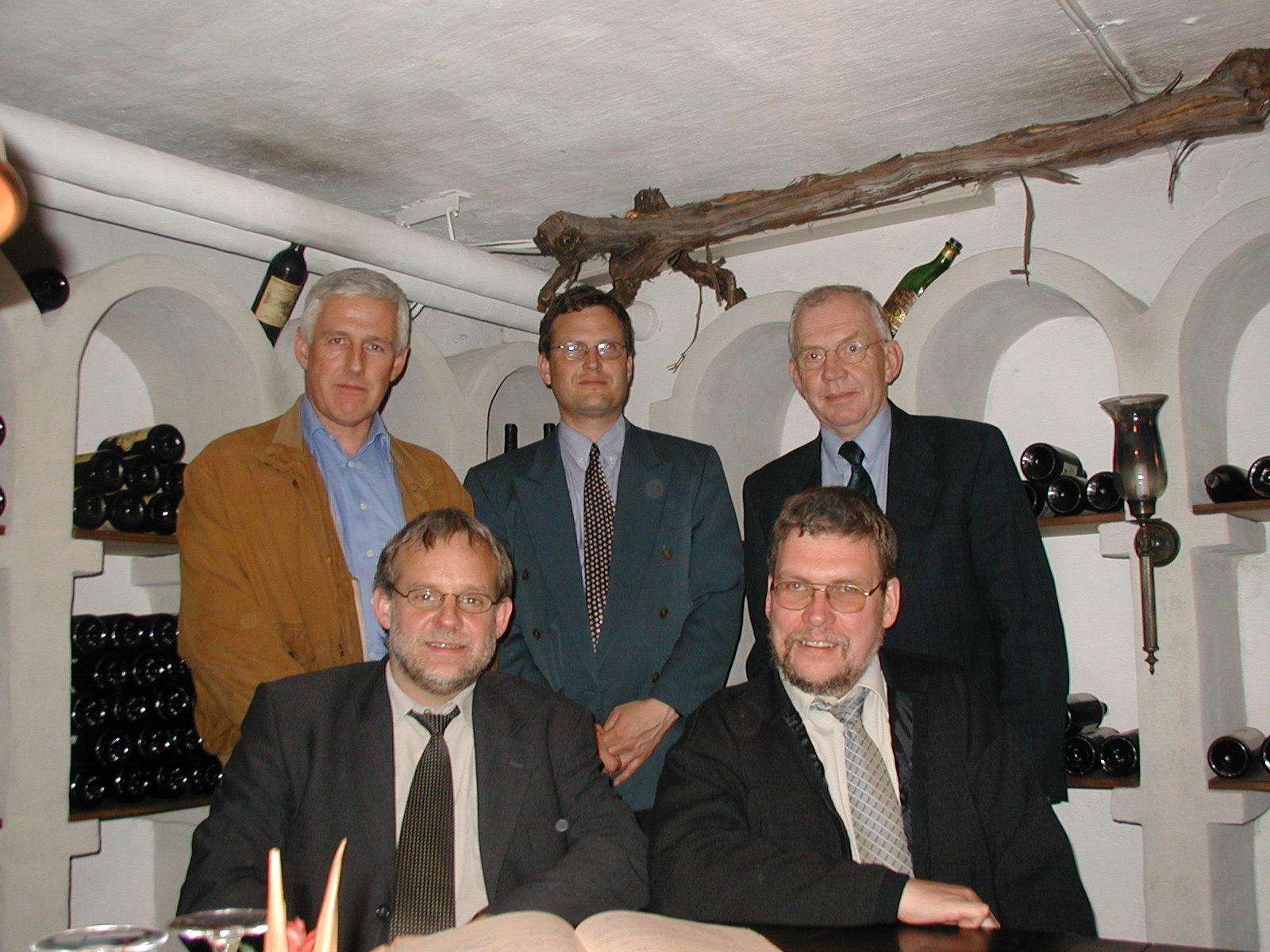 Bestyrelsen 2003