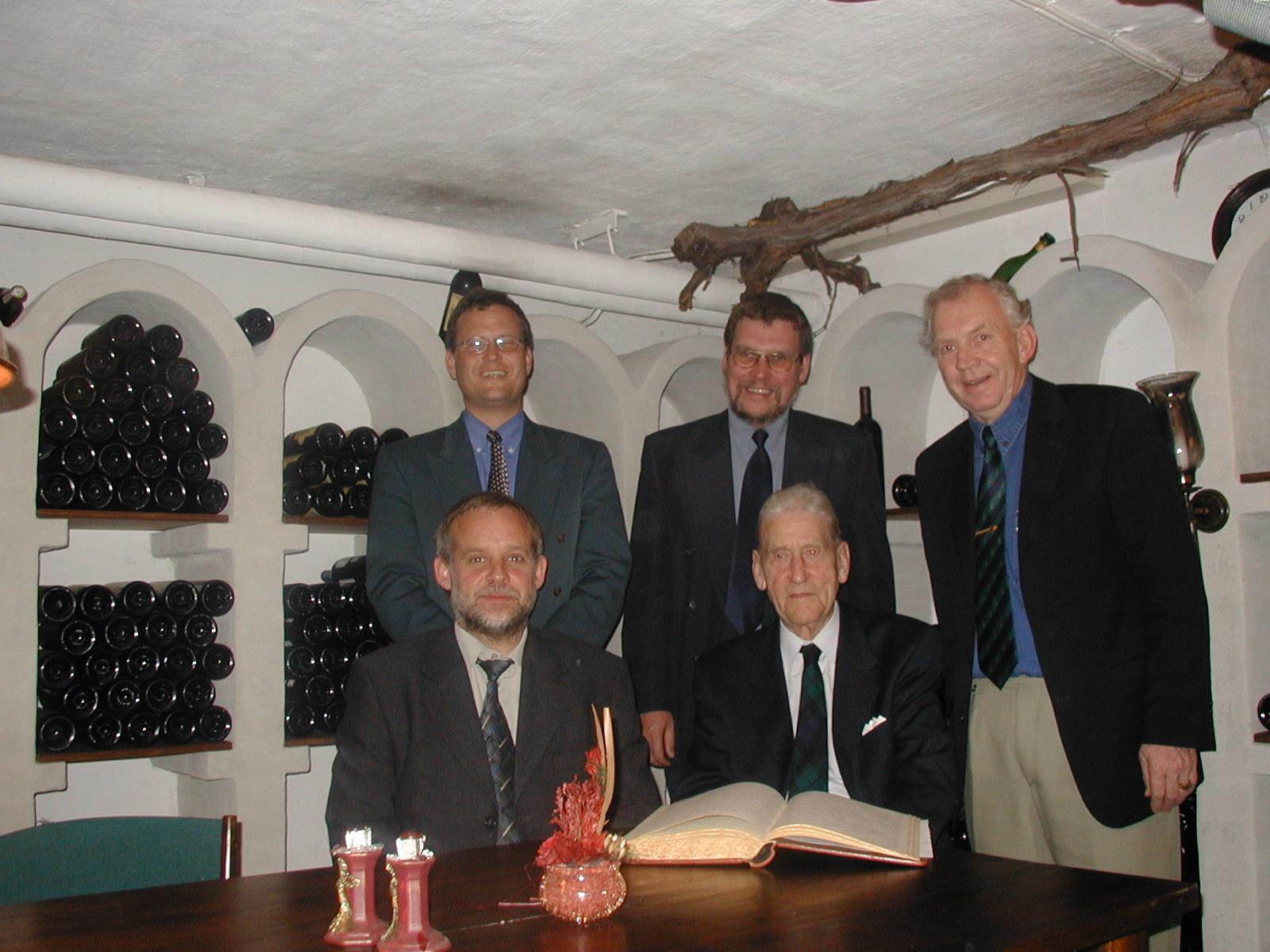 Bestyrelsen 2002