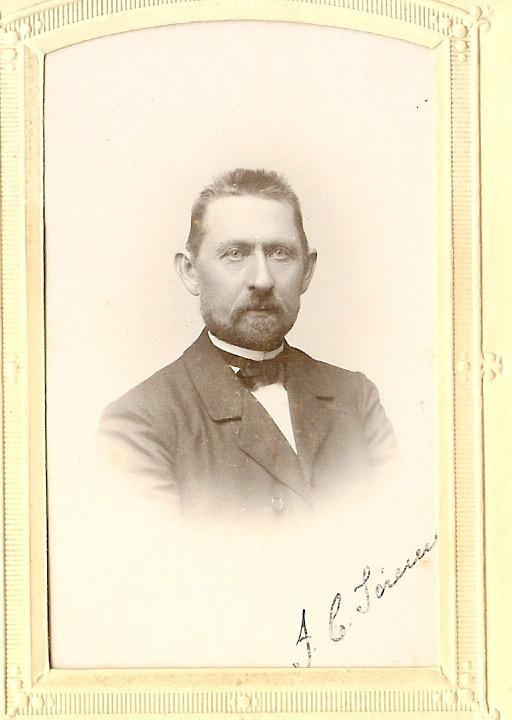 Skovrider I C Sørensen